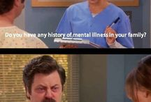 Parks and Rec / Let's all pretend Jerry wasn't born