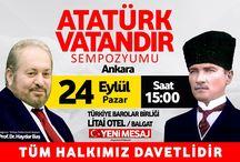 Hocam. / Pazar günü Ankarada..