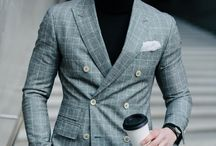 Gentleman Style / Suits & other stuff