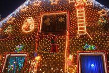 Christmas Lights / Our favourite seasonal decorations, fabulous and fails alike.