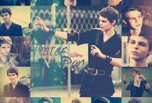 Peter Pan/ Robbie Kay❤️