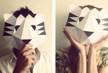 Papierowy Tygrys, Sztuka