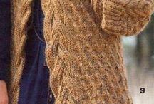 Knitted Coats of Alien Interest / Knitting