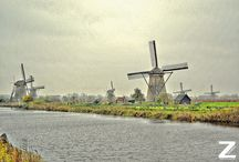 The Netherlands / What the Netherlands looks like through my camera/iPhone.