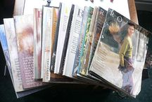 Knitting Magazines / My collection of magazines