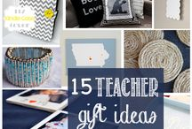 Ideas: School |Teacher Appreciation