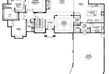 B. Floor plans