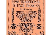 Books Worth Reading / Books about painting, decorating and stenciling worth reading