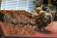 Baby B shower / Baseball themed shower for our little man / by Leecey Bachman