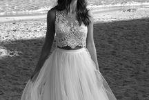 wedding dress / svatební šaty, inspirace