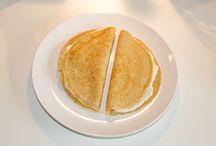 Koolhydraatarm ontbijt/koekjes