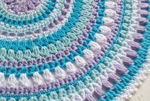Mandala patterns / Crochet