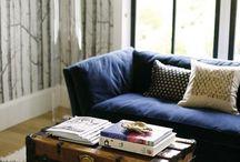28 Möglichkeiten, Vintage Truhen und Trunks in Home Decor verwenden