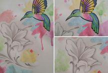My own tattoo designs'