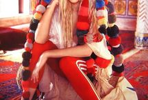 Fashion photoshoots