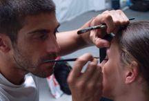 Make up experience con Vincenzo Cucchiara / Evento giornata trucco con make up artist di fama internazionale .... Vincenzo Cucchiara  presso optima Srl parco futura Piedimonte Matese (ce) .... Il 6 giugno 2015 ......