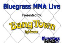 BluegrassMMA Live! / Tune in every Tuesday night at 9pm EST for BluegrassMMA Live! radio show. You can find our Podcast on iTunes, Stitcher Radio and of course on Blog Talk Radio.