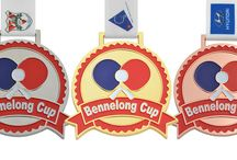 Table Tennis Medals / Medals Australia - Table Tennis Medals Customised Medals and Lanyards for your club. #TableTennisMedals