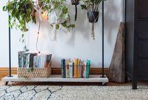 Plantas dentro de casa / As plantas são responsáveis por dar vida a qualquer ambiente. Confira aqui algumas inspirações: