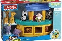 Toys for Hanna Lovise