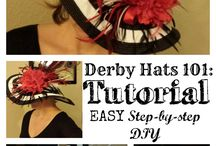 Derby Hat diy