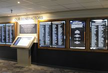 National Naval Aviation Museum (USA) Video Wall / World's largest Naval Aviation museum welcomes donors into the digital age with Userful video wall solutions