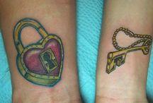 Tattoos / by Sharene Scott