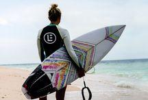 Lands' End Sport: Surf / by Lands' End