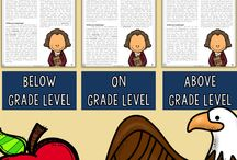 5th grade social studies / by Amy Forrester