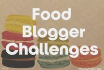 Young & Hungry Food Blogger Challenges / We're pinning all of the entries here because they're just so darn cute! #YoungAndHungry