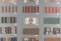 Fabric-Mid 19th Century / by Micaila Curtin