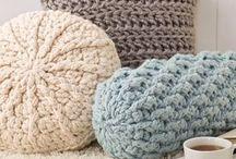crocheted