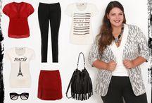 Moda Plus Size -Kauê Wilhlist / Moda Plus size feminina