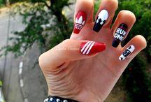 MY NAILS  / My nails
