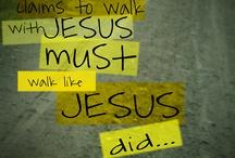 I love JESUS! / by Stephanie Newman Drew