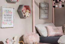 girls new room