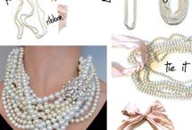 Wedding Jewelry / What are you wearing to accessorize on your big day?