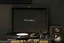 music / records, music, vinyl, record player, record cabinet