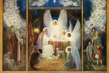 Margaret Tarrant / Religious Postcards