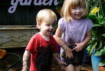 Mud Pie Kitchens  / It's all about outdoor mud pie kitchens and the fun of having muddy fun!