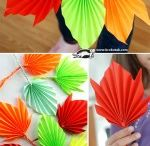 papír /  close  DIY Beautiful Paper Dahlia