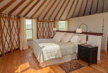 Yurt homes