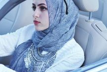 Fashioned by HIjab / The Hijabi in all of us ;)
