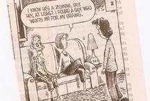 Funnies / by Kim Davis