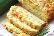 savoury breads
