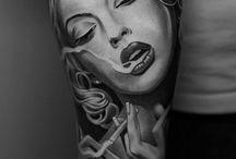 Tats / Tattoos and sketches