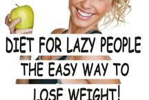 diet for lazy ppl