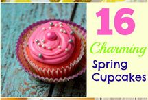 Recipes - Cupcakes,Muffins & Snacky Cakes
