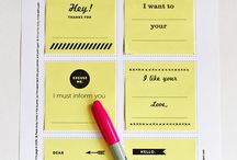 Print That Out!  / by Danielle Lee-Smith