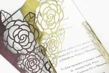 wedding cards & invitations / www.eight.pl